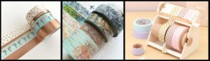 Mundo Planner Washi Tapes