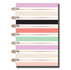 Agenda Mini Happy Planner – 12 Meses – Sin Fechas – Lovely Pastels